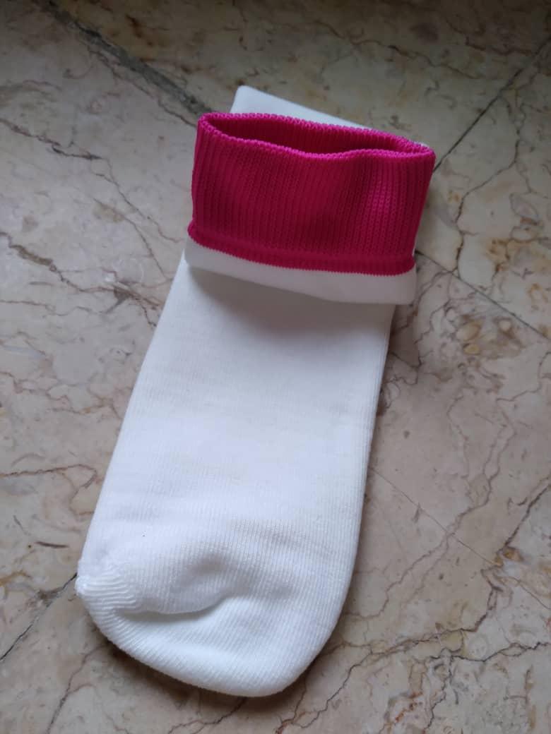فروش جوراب های حوله ای ساده
